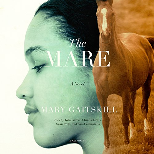 The Mare audiobook cover art
