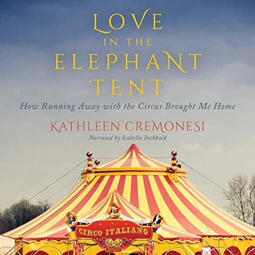 Love in the Elephant Tent cover art