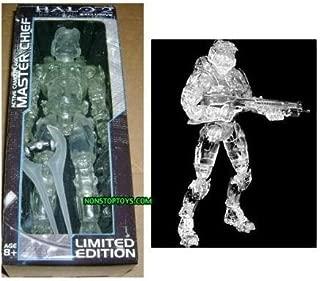 Halo 2 SDCC Exclusive Active Camo Master Chief Figure (San Diego Comic Con Spartan)