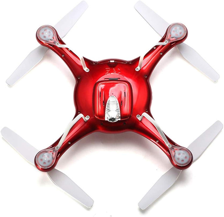 online barato LXWM RC Drones Flying Juguetes RC Drone Cámara 2.4G 2.4G 2.4G 4CH 720 HD Cámara WiFi Control De La Aplicación Quadcopter con Juguete De Retención En Tiempo Real para Niños  los últimos modelos