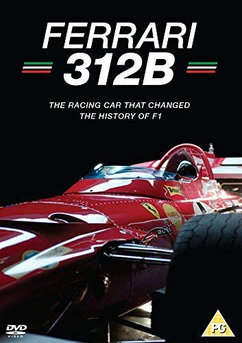 Ferrari 312B [DVD] [UK Import]