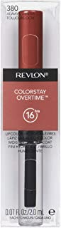 Revlon Colorstay Overtime Lipcolor Always Sienna (2-Pack)