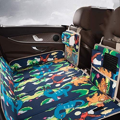 Travel Car Mattress Bed Asiento Trasero Plegable Colchón para Camping Colchón no...
