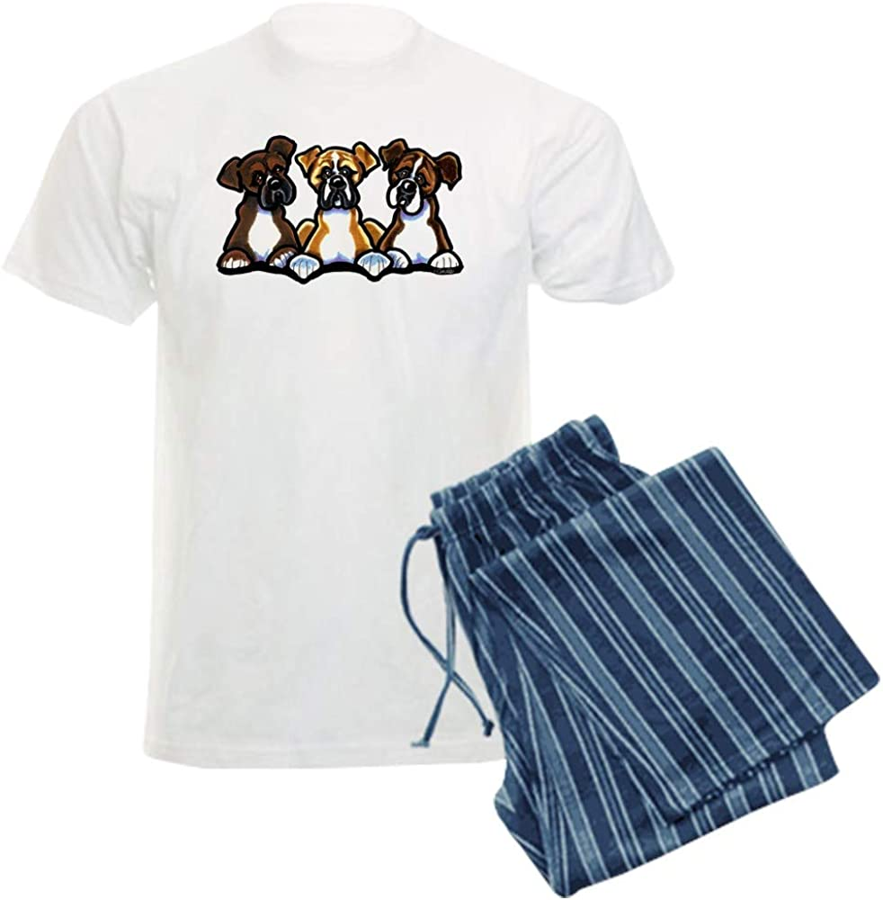 CafePress Three Super beauty product restock quality top Boxer Pajama Set Lover excellence