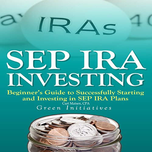 SEP IRA Investing cover art