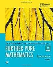 Edexcel International GCSE (9-1) Further Pure Mathematics Student Book