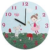 Jones hogar y Regalo Hada Reloj, Multicolor