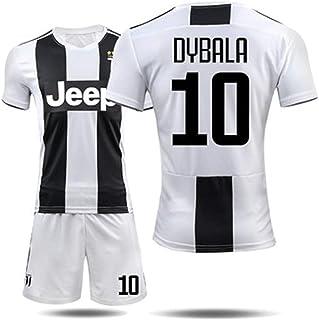 5dd44918737 KLEDDP Tee Shirt Short à Manches Courtes Juventus Maillot 18-19c Luo 7  survêtement de
