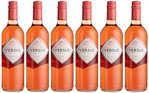 Stellenbosch Vineyards Versus Sweet Berry Blush Rosé Halbtrocken (6 x 0.75 l)