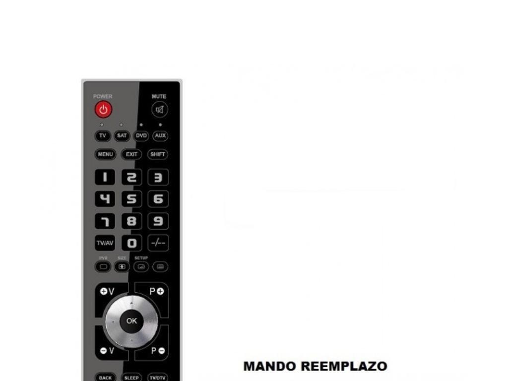 Mando a Distancia para Sat/DTT QVIART UNIC-HD: Amazon.es: Electrónica