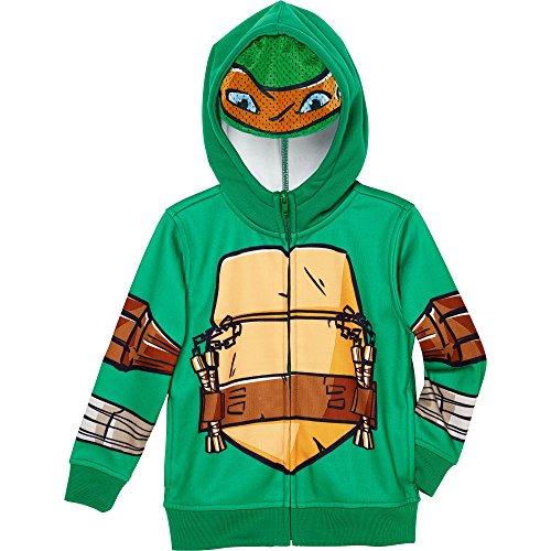 ninja turtle hoodie for kids - 6