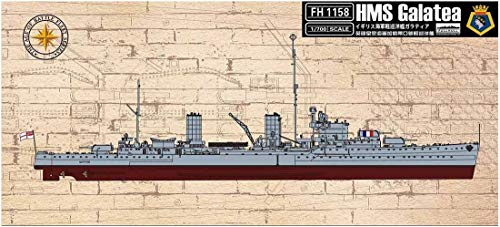 Flyhawk - light cruiser hms galatea