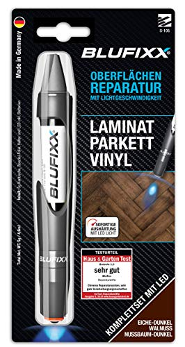 BLUFIXX Smart-Repair Spezial Set (Laminat) PW EICHE DUNKEL DE