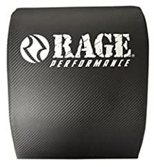 The rage core mat strengthens your entire core Vinyl-covered padded mat for comfort, durability and a non-slip surface Firm foam supports and cushions body during abdominal exercises Perform perfect full range-of-motion abdominal exercises and take t...