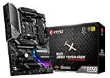 MSI MAG B550 TOMAHAWK - Placa Base Arsenal Gaming (AMD AM4 DDR4 M.2 USB 3.2 Gen 2 HDMI ATX), AMD Ryzen 5000 Series processors