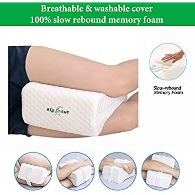 Big Ant Knee Pillow With Elastic Strap