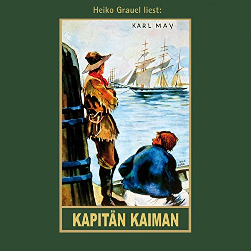 Kapitän Kaiman audiobook cover art