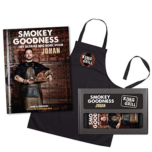 Smokey Goodness BBQ boek - Cadeaupakket