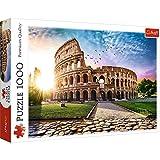Brandsseller Puzzle de 1000 piezas, diseño del Colosseo de Roma