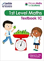 Primary Maths for Scotland Textbook 1C: For Curriculum for Excellence Primary Maths