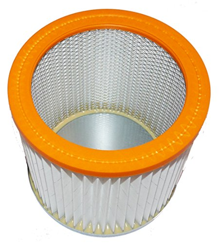 Filtrak Lamellenfilter R 638/2 passend für Aqua Vac Max 18, Aqua Vac Super 760, Aqua Vac Synchro 30/A, Aqua Vac Hobby 11, 22, 24, 33, 36, Aqua Vac AZ 9171175