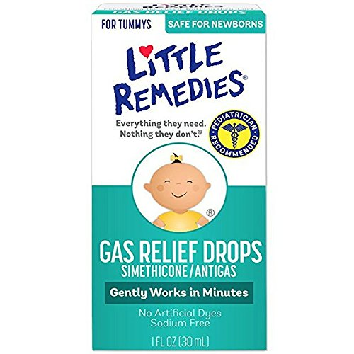 Little Remedies Gas Relief Drops 1 oz