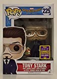 Funko Pop! SDCC 2017 Tony Stark Holding Helmet Edición Limitada Summer Convention Exclusive