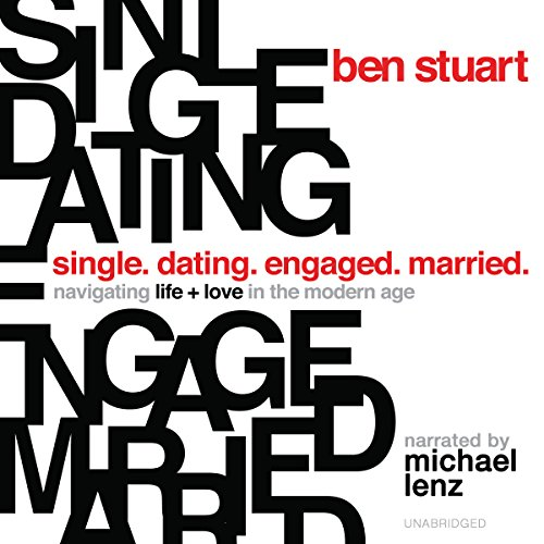 Single, Dating, Engaged, Married audiobook cover art