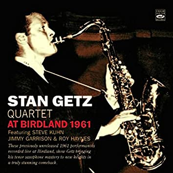 Stan Getz Quartet at Birdland 1961