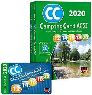 Campingcard ACSI 2020 (ACSI Campinggids
