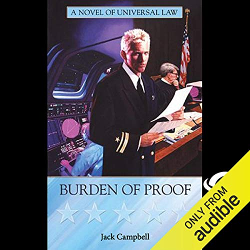 Couverture de Burden of Proof