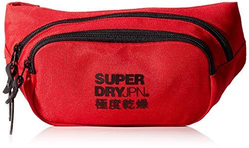Superdry heren kleine bumbag schoudertas, 6x12x33 cm