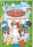 Bruno Bratwurst und die tierisch wilde Meute von Janne Nilsson