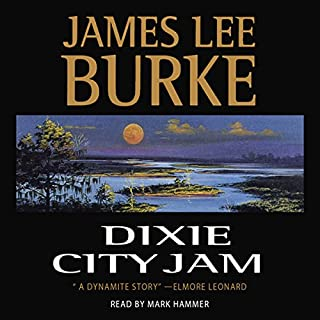 Dixie City Jam     A Dave Roubicheaux Novel, Book 7              De :                                                                                                                                 James Lee Burke                               Lu par :                                                                                                                                 Mark Hammer                      Durée : 14 h et 46 min     Pas de notations     Global 0,0
