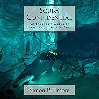 Scuba Confidential audiobook cover art