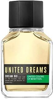 United Colors of Benetton Dreams for Men - Eau De Toilette, 100 ml