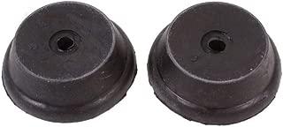Generac 0047774SRV OEM Powermate Rubber Foot Replaces 0047774 2 Pack