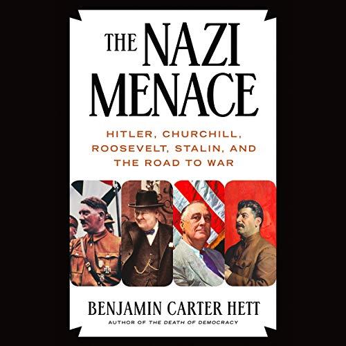 The Nazi Menace Titelbild