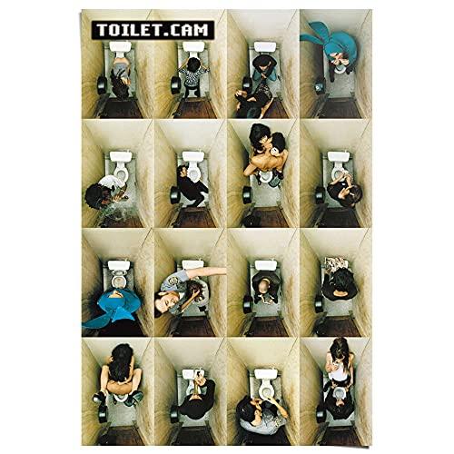 REINDERS Toilet.Cam 2 - Poster 61 x 91,5 cm