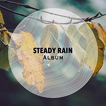 """ Mellow Steady Rain & Thunder Album """