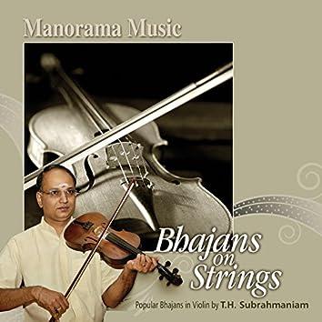 Bhajans on Strings