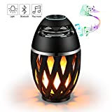 ELEGIANT Led Flame Speaker, Torch Atmosphere Bluetooth...