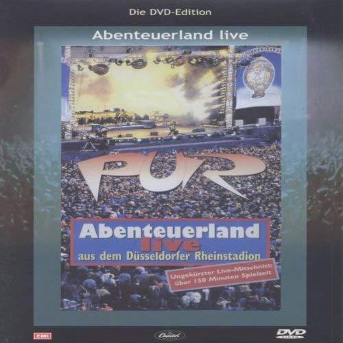 Pur - Abenteuerland: Live aus dem Düsseldorfer Rheinstadion [2 DVDs]