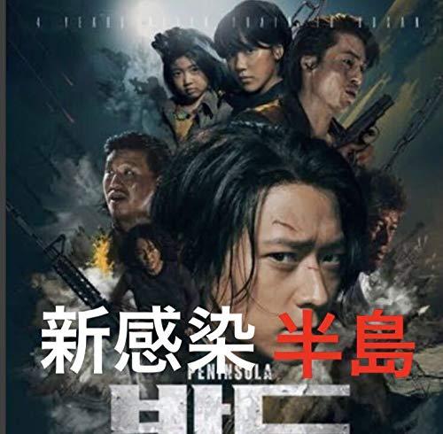 韓国映画 新感染 半島 ファイナル・ステージ DVD カン・ドンウォン イ・ジョンヒョン