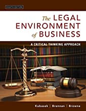 Best the legal environment of business eighth edition Reviews