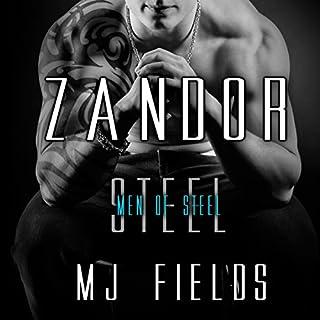 Zandor audiobook cover art