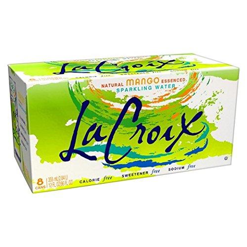 La Croix Mango Sparkling Water 12 of Cans OFFer Pack favorite oz 16