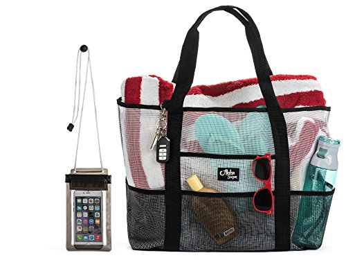Aloha Sugar Beach Bag - Beach Bags and Totes - Beach Bags for Women and Men
