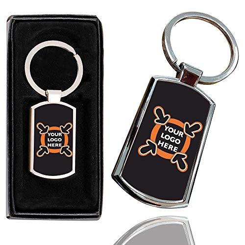 i-Tronixs Schlüsselanhänger Promotional Company, personalisierbar, Großhändler, Fototext, Cooles Design, mit jedem Bild, Logo-Text