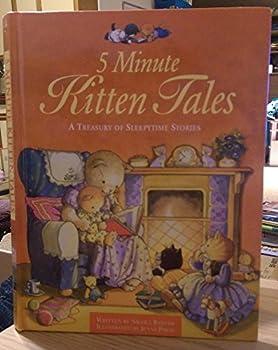 Hardcover 5 Minute Kitten Tales Book